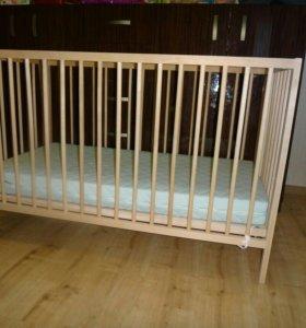 Детская кроватка.СОСТОЯНИЕ НОВОЙ!