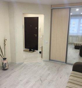 Квартира, 1 комната, 39 м²