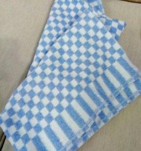 одеяло детское байковое новое