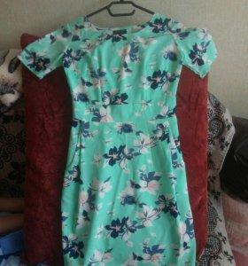 Платье на лето новое
