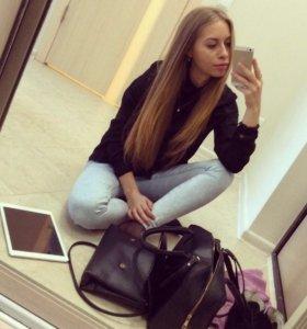 Зауженные джинсы bershka