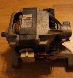 Двигатель стиральная машина рабочий
