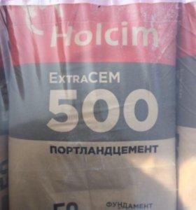 Цемент HOLCIM 500