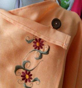 Блуза-жакет Бохо новая