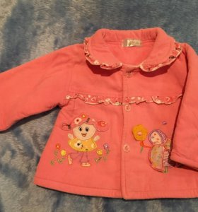 Куртка для девочки на 1 годик