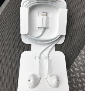 Новые Apple 7наушники🎧🎧🎧🎧