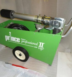 Теннисная пушка prince deluxe professional 2