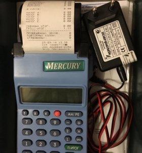 Кассовый аппарат Меркурий -180К