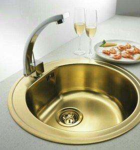 Кухонная мойка Alveus Monarch Form 30 bronze