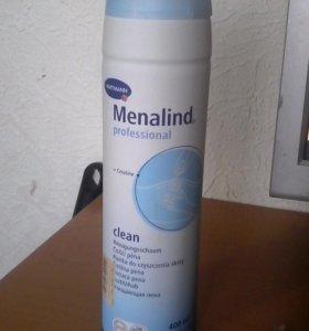 """Очищающая пена """"Menalind professional"""""""