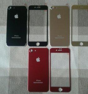 Стекло на телефон iPhone 7/8 и 7+/8+