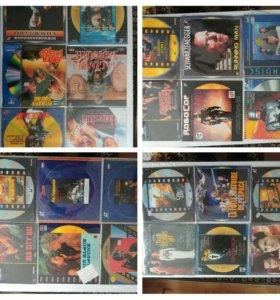 LASER DISC  77 шт в отличном состоянии