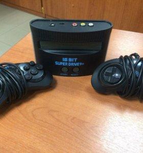 Sega super drive 9+ виз-280318-1