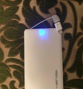 Внешний аккумулятор 4000 ампер!!! Новые!!