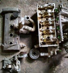 Продам ГБЦ TOYOTA CALDINA двигатель 7А