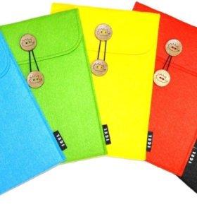 Чехлы конверт фирмы igel на iPad и iPad mini