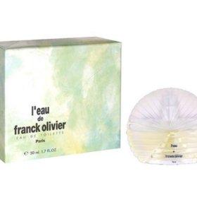 L Eau De Franck Olivier 7,5 мл
