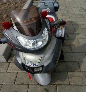 Эллектро мотоцикл.