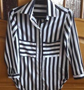 Рубашка-блуза новая