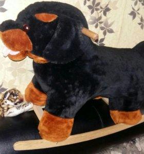 Качалка-собака