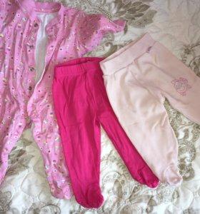 Ползунки и штанишки