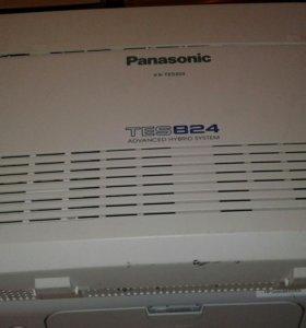 Мини Атс Panasonik KX-TES824