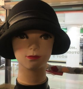 Фетровая шляпка