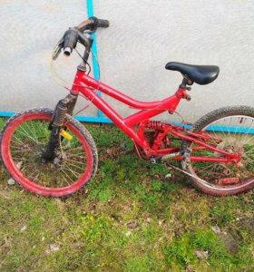 Детский велосипед maxpro