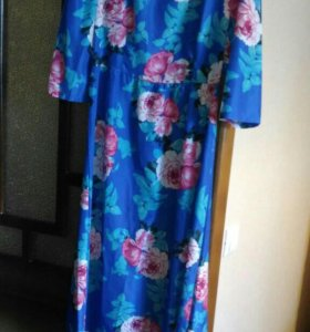 Новое платье в пол