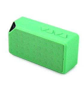 Bluetooth колонки x3