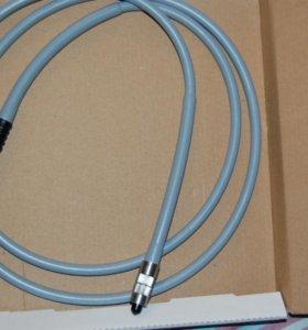 Оптоволоконный кабель.