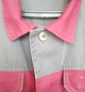 мужская спецовка ( куртка) 52 размер.