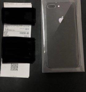iPhone 8 +