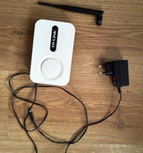 Wi-Fi роутер TP-LINK TL-WR340GD