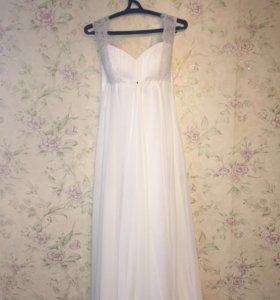 Сводебное платье