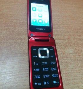Новый телефон Тексет TM-204