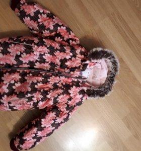 Куртка зимняя Kerry для девочки