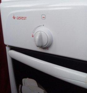 Газовая плита новая 60×60. 10тыс руб с доставкой