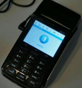 D210 мобильный Pos-терминал