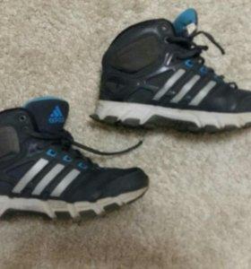 Утепленные кроссы Adidas