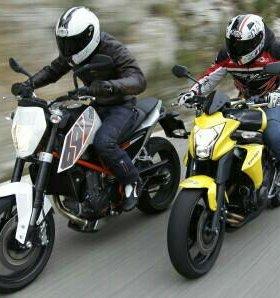 Мотоцикл KTM DUKE 690