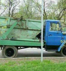 Вывоз мусора по Новой Москве