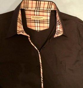 Рубашка фирменная женская Burberry