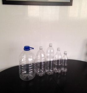 Бутылка ПЕТ
