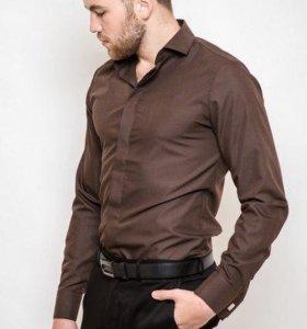 Модная, стильная мужская рубашка!