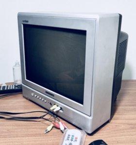 Успешный ремонт кинескопных телевизоров