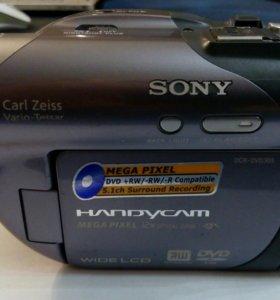 Видеокамера Sony Handycam