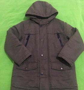 Куртка демисезонная на мальчика, р.134
