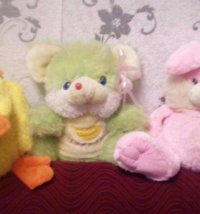 Мягкие игрушки подарочные