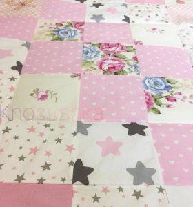 НОВОЕ!!!Лоскутное одеяло-конверт